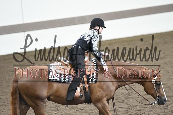 Champion 4-H Senior  Western Horsemanship