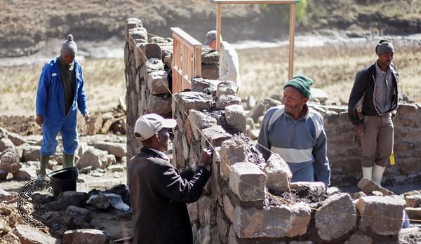 Makhangoa Community Camp - Lesotho.