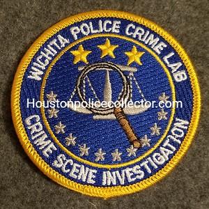 Kansas Crime Scene Units