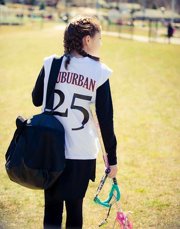 18MAR18 Suburban Lacrosse Game 1 - Red Lion