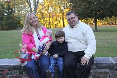 Coyle Family 10-15-15 - LCA Fundraiser