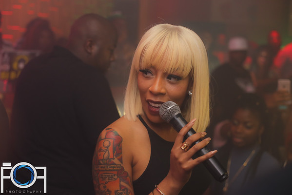 First Friday Hosted By K. Michelle JNC