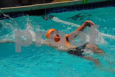 Briarhill Swim Team Practice Meet - 16 July 2007
