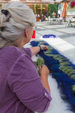 Chena Hot Springs Felting Workshop