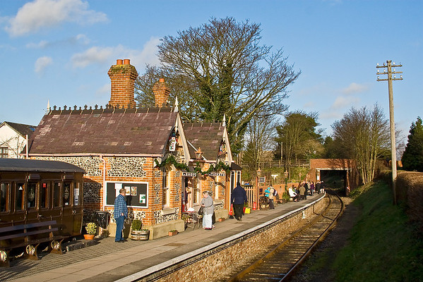 The Icknield Line