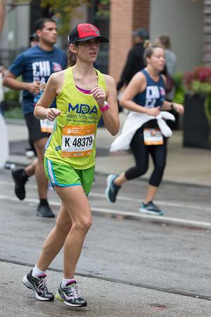 Chicago Marathon 2018 - MDA