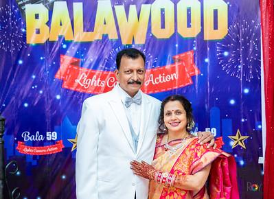 Bala 59 Birthday