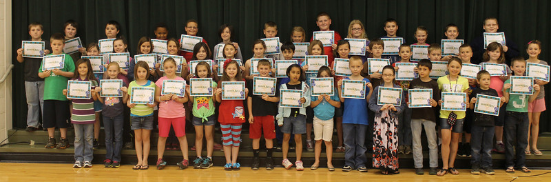 4th Nine Weeks Awards