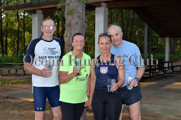 2017 Ocean Running Club Summer Series