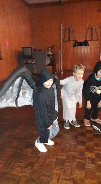 BEAVERS: Halloween Disco