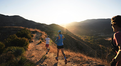 Santa Barbara Red Rock Trail Run