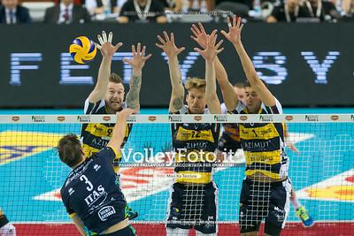 Finale Supercoppa Trento-Modena