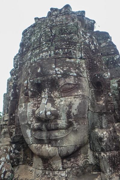 Angkor, Cambodia - 2017