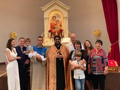 Ararat's Baptism 07/20/19