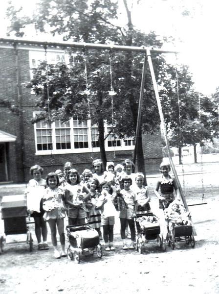 WASHINGTON SCHOOL PLAYGROUND-DOLL SHOW-1955.jpg