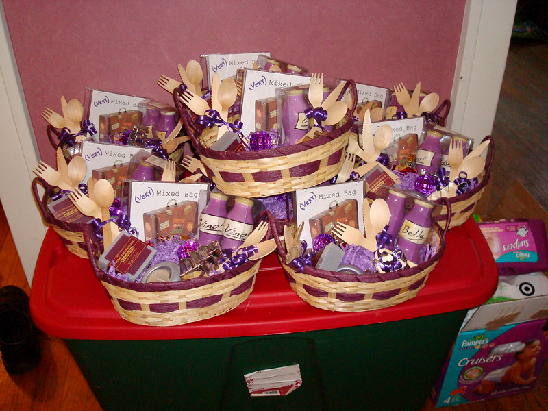 Katie's Martha Stewart baskets