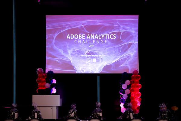 November 2, 2018 - Adobe Analytics Challenge