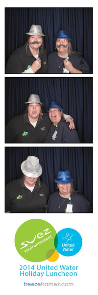 2014 United Water Holiday Luncheon