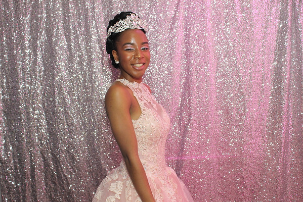 Joi Higgins Sweet 16