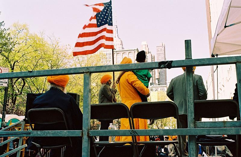 Pakistani Celebration in Madison Square Park