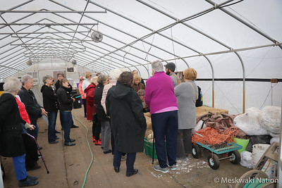 University Womens Club Visit Red Earth Gardens