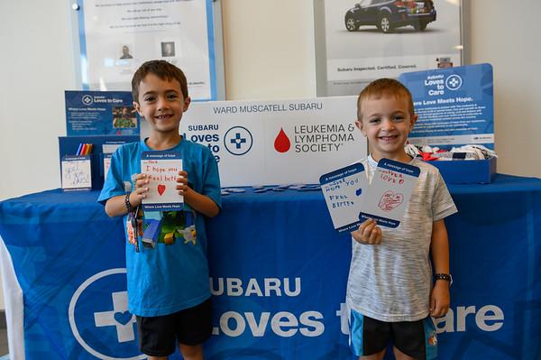 Subaru Loves To Care