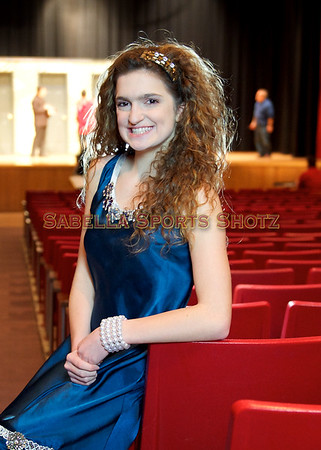 """NBHS """"Thoroughly Modern Millie"""" Cast Member Photos - Individual"""