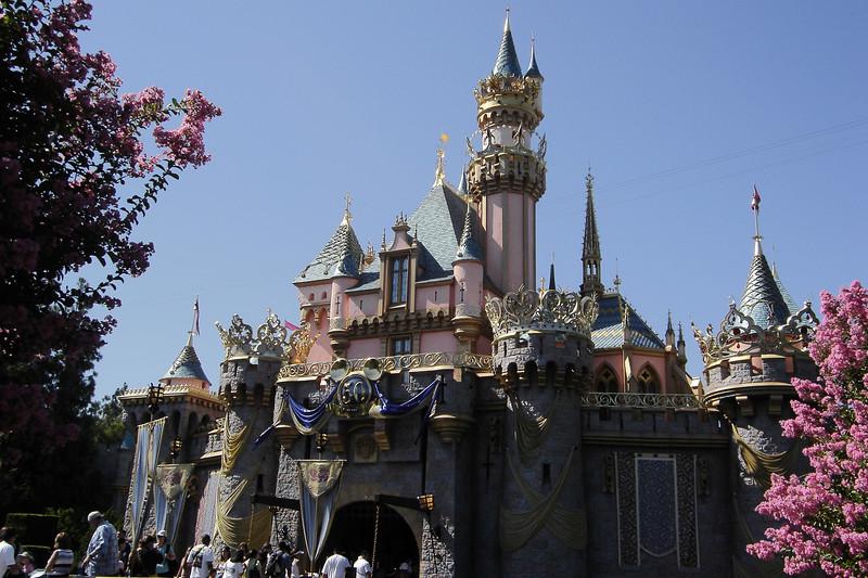 Sleeping Beauty's Castle has definitely been enhanced