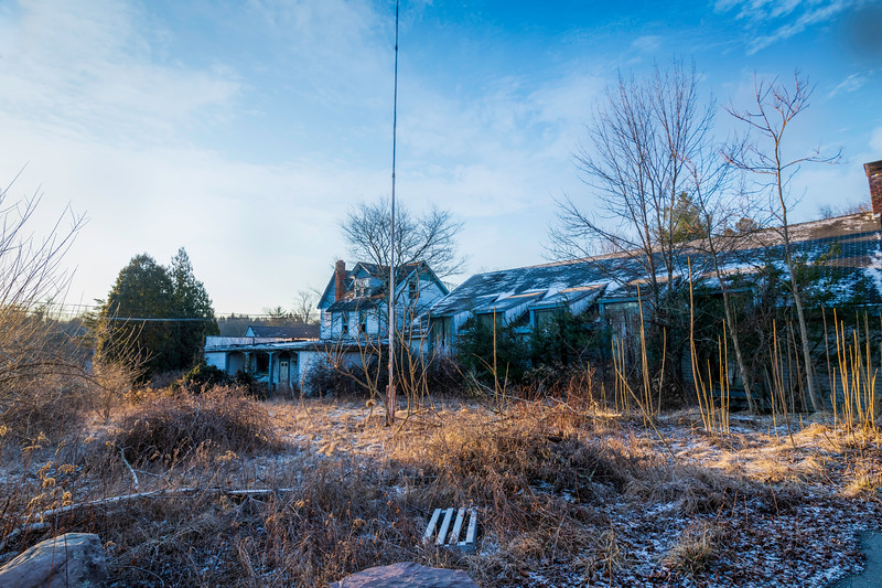 Birchwood Abandoned Resort