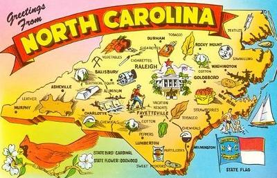 North Carolina Slideshows