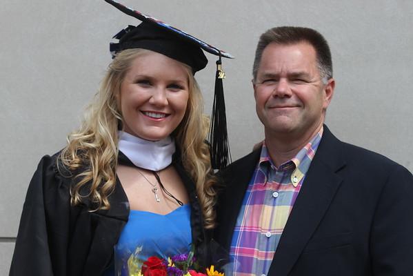Hannah and Mike Graduation