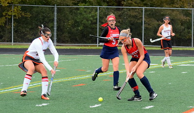 HS Sports - Dearborn High vs. Grosse Pointe Woods University Liggett field hockey