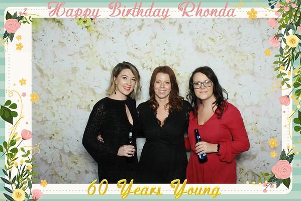 Rhonda turns 60