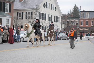 Annual Wassail Parade, 2010