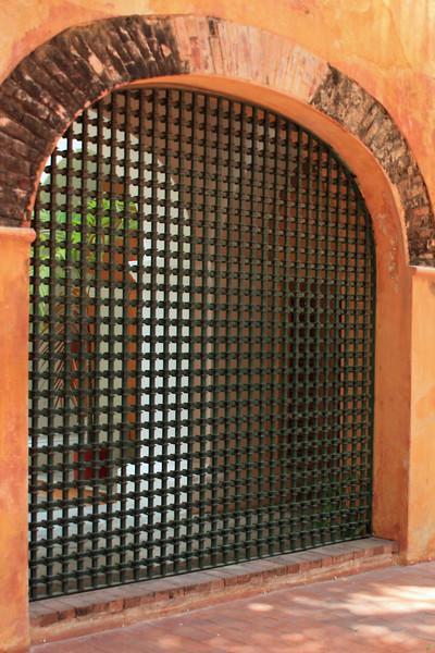 Courtyard Inquisition Site
