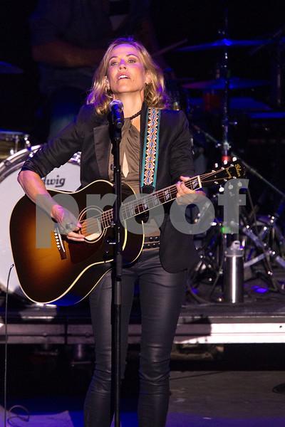 Sheryl Crow in concert - Costa Mesa, Calif