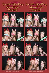 Sabrina's Grad Party 6/21/2014