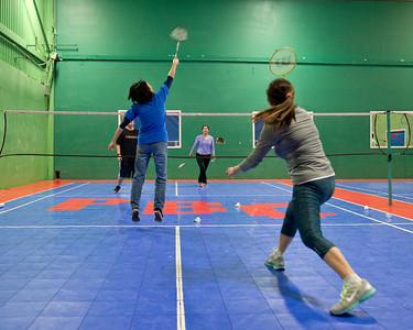 AHMC Badminton