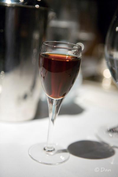 brandy for dessert