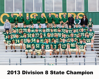 2013 state champ team shot