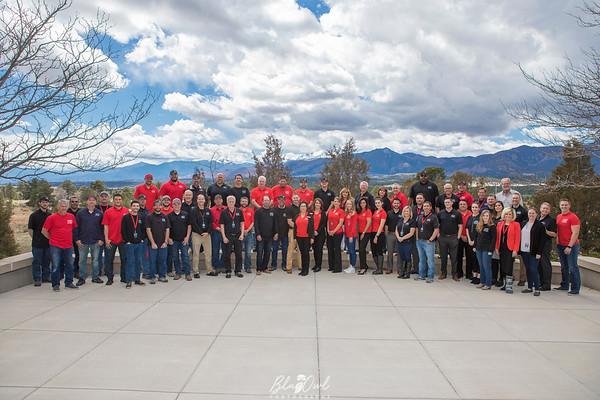 Aspenview Team Photos