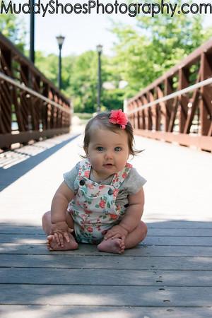 Brinley at 6 months
