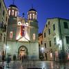Orthodox Church on St. Lukas Square, Kotor, Montenegro