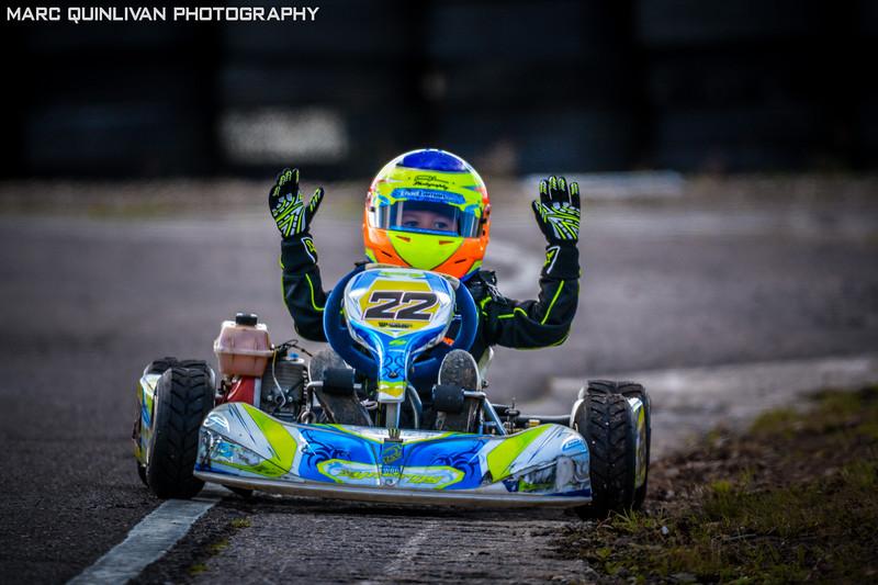 Tullyallen Karting Club 2017 Championship - Round 7 - Cork