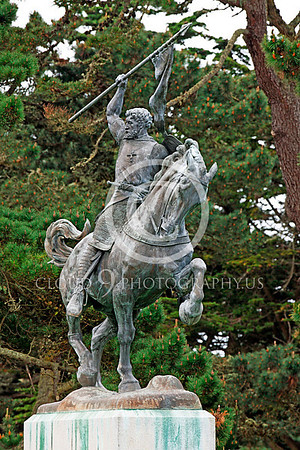 El Cid Statuary Pictures [1040-1099]: A Castilian Nobleman, Military Leader, Diplomat and Spain's National Hero