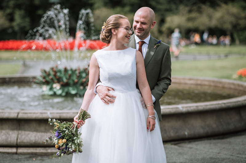 Rian and David`s Civil Ceremony in Dublin on August 14th 2019