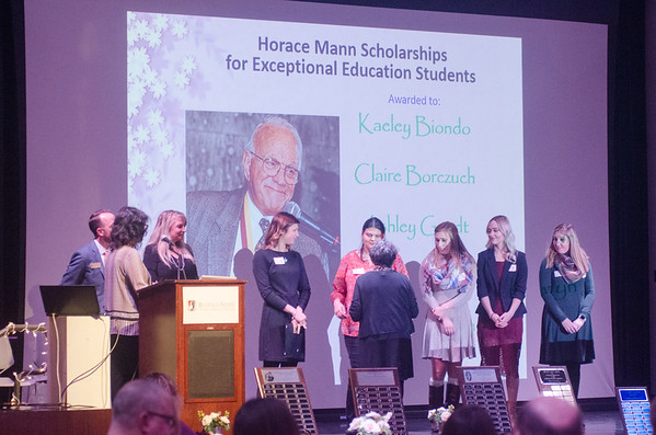11/15/18 Exceptional Education Awards Ceremony