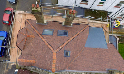 Pitched Roofing Images