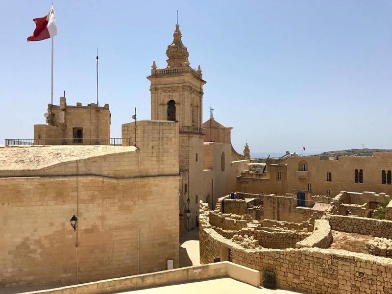 cittadella of gozo malta