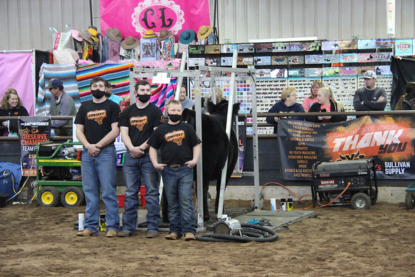 OYE Cattle Fitting Contest 3/16/2021